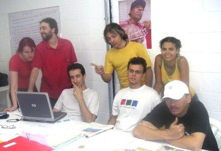 Mano a Mano Roteiristas 2005 01