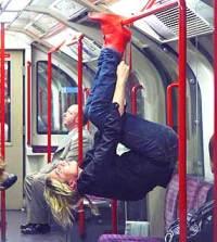 Praticando a reprogramação no metrô