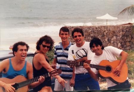 Os The Breg Brothers 1989 Jabuti, Jeova, Cadinho