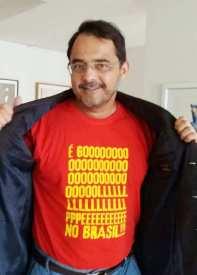 Camiseta Golpe no Brasil COMP Alberto P 01