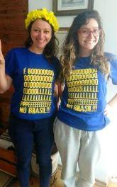 Camiseta Golpe no Brasil COMP Aline Medina 01
