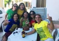 Camiseta Golpe no Brasil COMP Andrea Tu, Fabiola Be