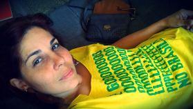 Camiseta Golpe no Brasil COMP Carol Be 01