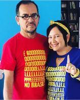 Camiseta Golpe no Brasil COMP Charles e Paula 01