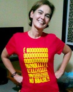 Camiseta Golpe no Brasil COMP Claudia B 01