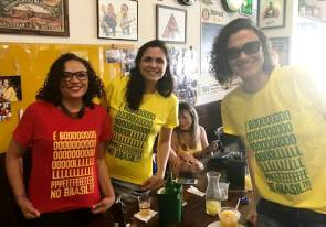 Camiseta Golpe no Brasil COMP Claudia Ca 01