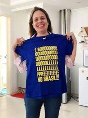 Camiseta Golpe no Brasil COMP Danielle Oliveira SPSP 01