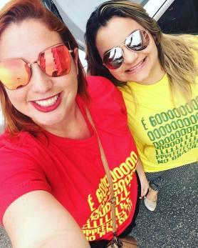 Camiseta Golpe no Brasil COMP Elayne Esmeraldo 01