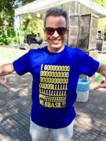 Camiseta Golpe no Brasil COMP Fabiano Piuba 01