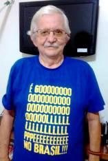 Camiseta Golpe no Brasil COMP Fonseca 01