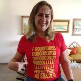 Camiseta Golpe no Brasil COMP Israela Fu 01