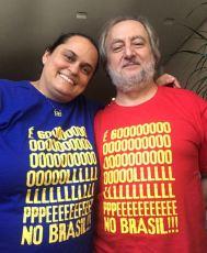 Camiseta Golpe no Brasil COMP J Rodolfo 01