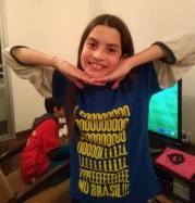 Camiseta Golpe no Brasil COMP Madalena Bonfim 01