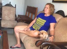 Camiseta Golpe no Brasil COMP Rejane Cardoso 02