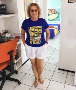 Camiseta Golpe no Brasil COMP Rejane Cardoso 03