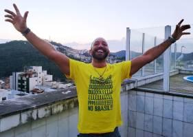 Camiseta Golpe no Brasil COMP Sergio RJ