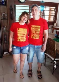Camiseta Golpe no Brasil COMP Thayssa Sa 01