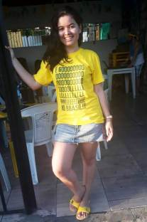 Camiseta Golpe no Brasil COMP Wanessa Caitano 01
