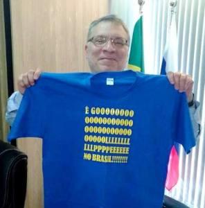 Camiseta Golpe no Brasil COPIA 11 Eugênio Aragão ex-Ministro da Justiça