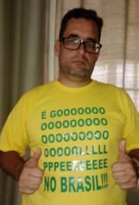 Camiseta Golpe no Brasil COPIA 13 Wagner Rio de Janeiro pediu permissao