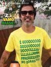 Camiseta Golpe no Brasil COPIA Bruno Mazzeo